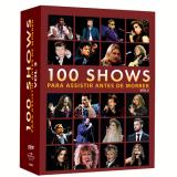 Box - 100 Shows Para Assistir Antes de Morrer (Vol. 3) (DVD) - Vários Internacionais