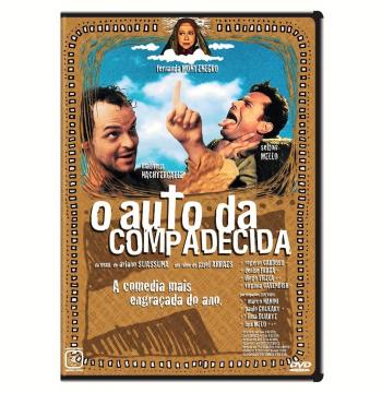 O Auto da Compadecida (DVD)