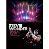 Stevie Wonder - Live at Last - A Wonder Summer´s Night (DVD) - Stevie Wonder