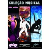 Coleção Musical - Grease + Os Embalos de Sábado à Noite + Flashdance  (DVD) -