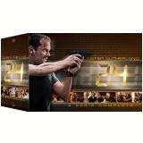 Cole��o 24 horas - Da 1� a 9� Temporada  + 24 Horas Reden��o (DVD) - Kiefer Sutherland