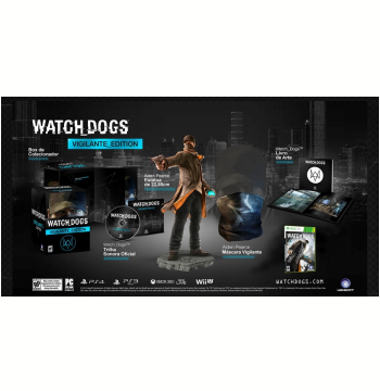 Watch Dogs Vigilante Edition (X360)