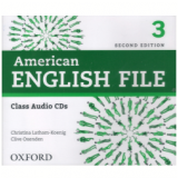 American English File 3 Class (5 Cds) - Second Edition (CD) -