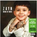 Zayn - Mind Of Mine - Edição Deluxe (CD) - Zayn