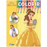 Disney Colorir Grande - A Bela E A Fera - Jefferson Ferreira
