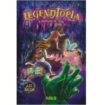 Legendtopia - A Batalha de Terr (Vol. 1)
