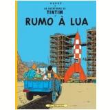 Tintim: Rumo à Lua - Hergé
