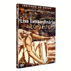 DVD - Lixo Extraordinário - Vik Muniz - 7898489243024