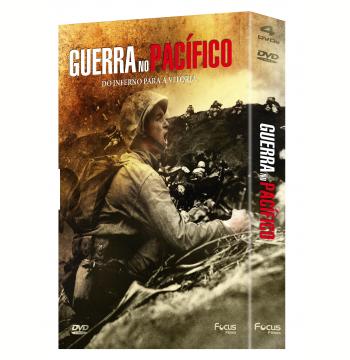 Guerra no Pacífico (DVD)
