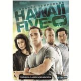 Hawaii 5-0 Quarta Temporada (DVD) - Scott Caan, Daniel Dae Kim