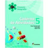Geografia - 5º Ano - 2 ª Edição - Caderno De Exercícios - Neuza Sanchez Guelli, Cíntia Nigro E All