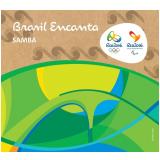 Brasil Encanta- Samba (CD) -