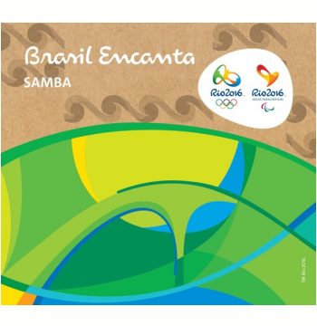 Brasil Encanta- Samba (CD)