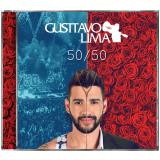 Gusttavo Lima -  50/50 (CD) - Gusttavo Lima