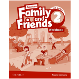 American Family And Friends 2 - Workbook - Second Edition -
