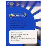 World English - 2nd Edition - Intro And 1 - Assessment CD-ROM With Examview (CD)