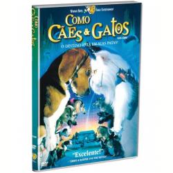 DVD - Como Cães e Gatos - Vários ( veja lista completa ) - 7892110026338