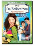 Feiticeiros de Waverly Place - 1ª Temporada - Vol. 1, Os (DVD) - Jerry Dunn (Diretor)