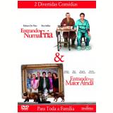 Entrando Numa Fria + Entrando Numa Fria Maior Ainda (DVD) - Robert De Niro, Owen Wilson, Ben Stiller