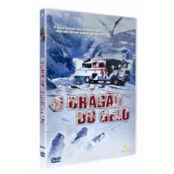 DVD - O Dragão do Gelo - Barry Corbin, Nick Chinlund - 7898489243222