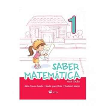 Saber Matemática - (KIT) - 1º Ano