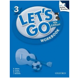 Let'S Go 3 - Workbook With Online Practice Cd Included - Fourth Edition - Ritsuko Nakata