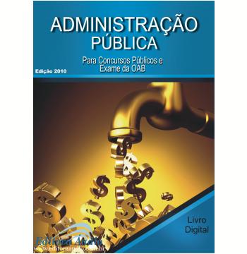 Administração Pública (Ebook)