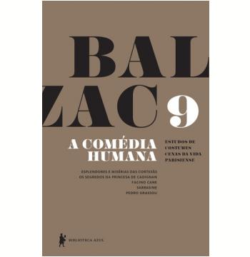 A Comedia Humana (Vol. 9)