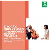 Mstislav Rostropovich & Seiji Ozawa - Cello Concerto Op. 104 (CD) - Mstislav Rostropovich  &  Seiji Ozawa