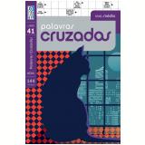 Livro Coquetel Palavras Cruzadas M�dio 41 - Equipe Coquetel