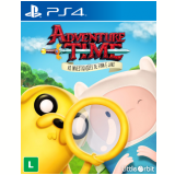 Adventure Time: Finn & Jacke Investigations (PS4) -