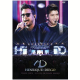 Henrique & Diego - Ao Vivo Em Campo Grande (DVD) - Henrique & Diego