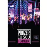 Ferrugem - Prazer, Eu Sou Ferrugem (CD) + (DVD) - Ferrugem