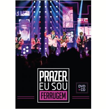 Ferrugem - Prazer, Eu Sou Ferrugem (CD) + (DVD)