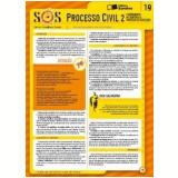 Processo Civil 2 (Vol. 19) - Marcos Destefenni