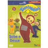 Teletubbies - Sobe e Desce - Volume 3 (DVD) - Paul Gawith (Diretor), Vic Finch (Diretor), Andrew Davenport (Diretor)
