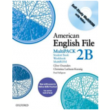 American English File 2B Multi-Pack With Access Code Card -