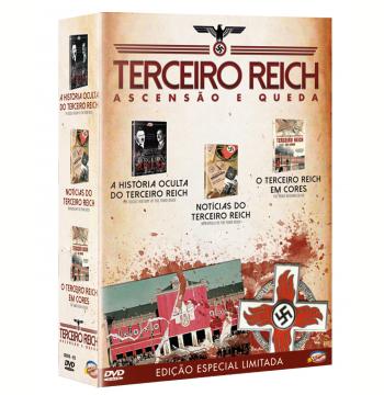 Box O Terceiro Reich (DVD)