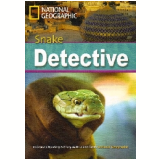 Footprint Reading Library - Level 7  2600 C1 - Snake Detective - American English