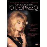 O Desprezo (DVD) - Brigitte Bardot, Jack Palance