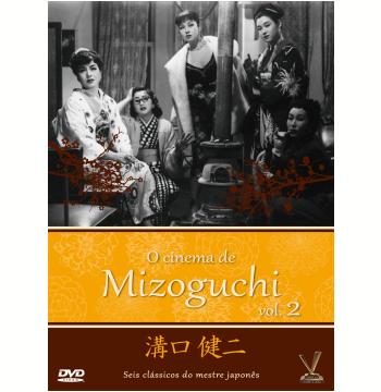 O Cinema de Mizoguchi (Vol. 2) (DVD)
