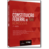 Constituição Federal De 1988 Remissiva - Nelma Fontana