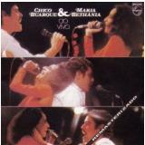 Chico Buarque E Maria Bethânia -  Ao Vivo (CD) - Chico Buarque E Maria Bethânia