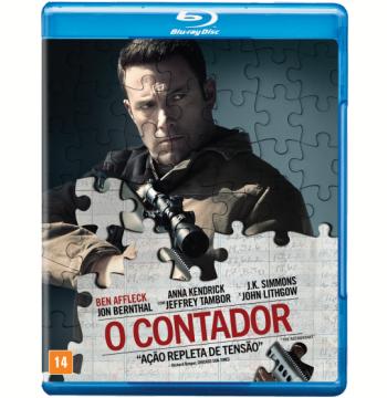 O Contador (Blu-Ray)