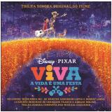 Viva! A Vida é Uma Festa - OST Disney Pixar (CD) - Vários Artistas
