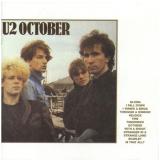 U2 - October (CD) -