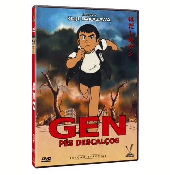 Gen – Pés Descalços (DVD)