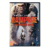 Rampage - Destruição Total (DVD) - Vários (veja lista completa)