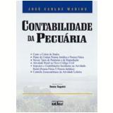 Contabilidade da Pecuária 8ª Edição - José Carlos Marion