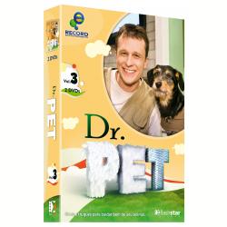 DVD - Dr. Pet - Box Vol. 3 - Alexandre Rossi ( Dr. Pet ) - 7898922984972
